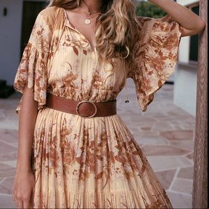 Spell and the gypsy coco lei mumu dress